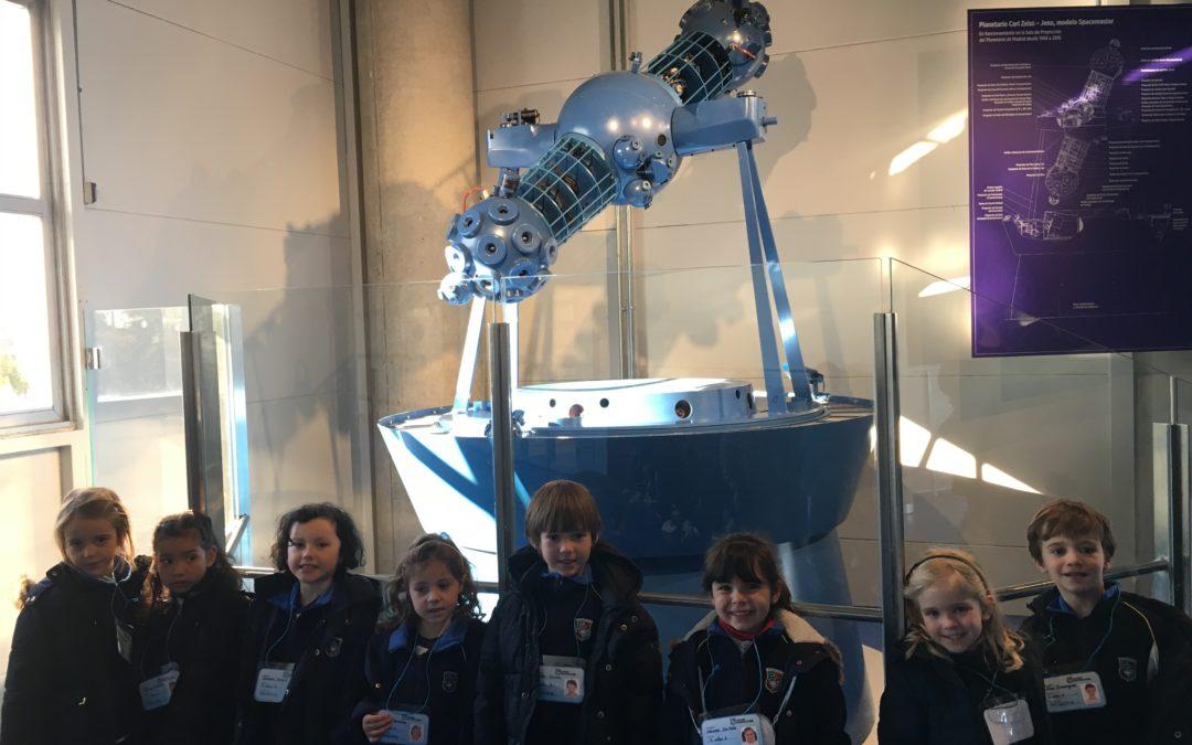 Visita al Planetario