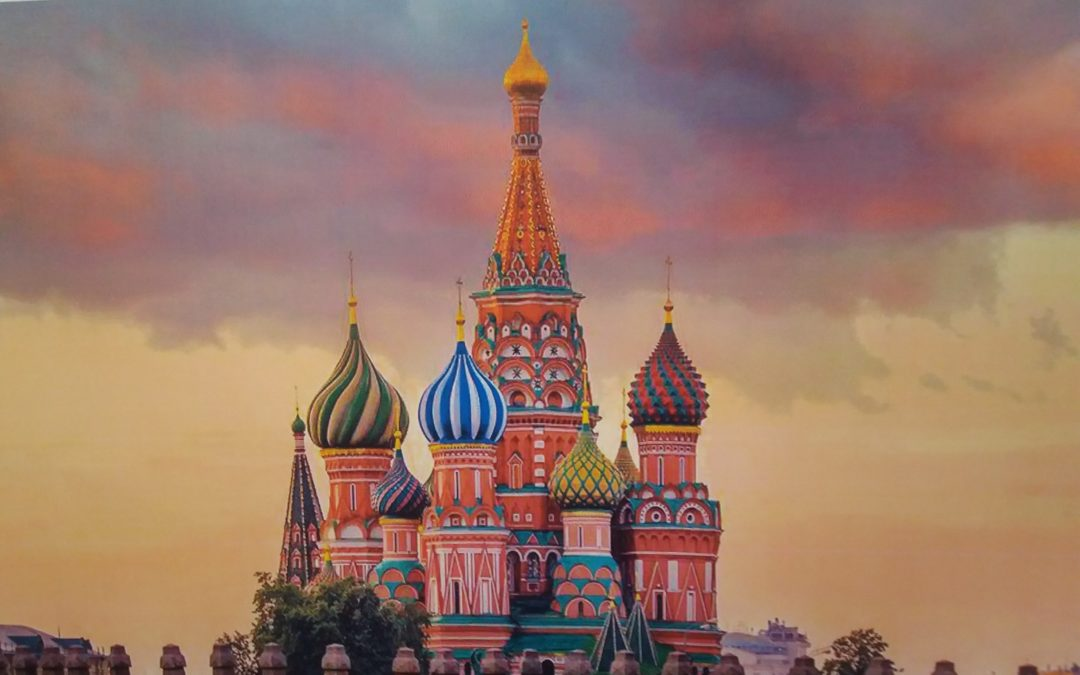 Jornada Gastronómica de Rusia