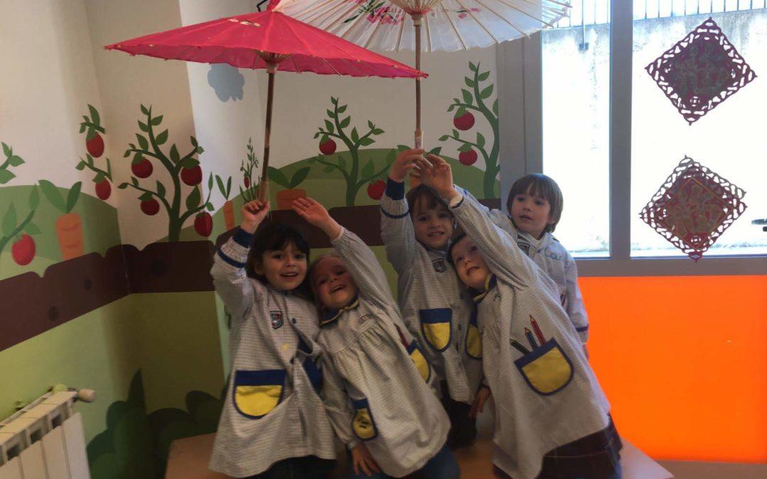 Nuevo Año Chino en Infantil