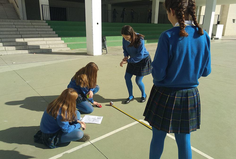 Prácticas de Física en el Colegio