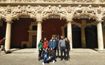 Visita a la Universidad de Alcalá de Henares