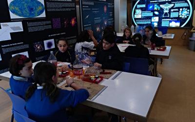 Visita Centro Astronómico de Yebes