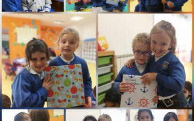 Día del Libro en Infantil