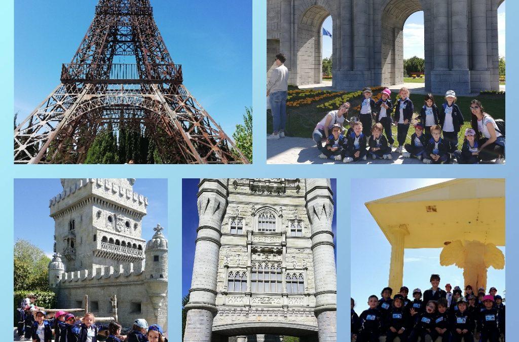 Excursión al Parque Europa
