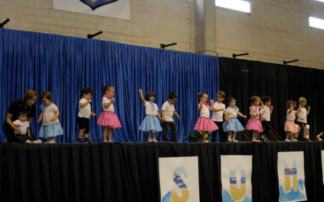 Festival Fin de Curso en Infantil