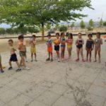 Fiesta del Agua en Infantil