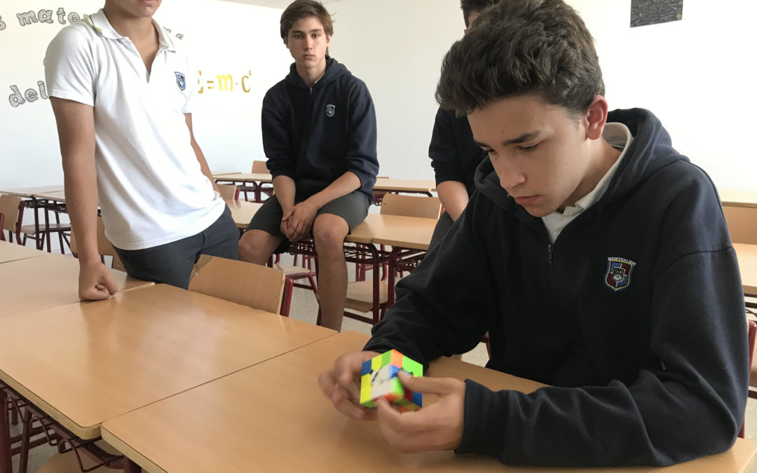 Concurso Cubo de Rubik´s