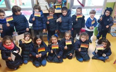 Jornada Gastronómica Alemania en Infantil