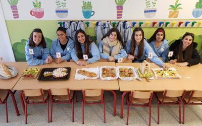 Concurso Cocina Alumnas Ciclo Formativo Grado Superior Educación Infantil