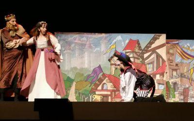 Excursión Infantil al Teatro