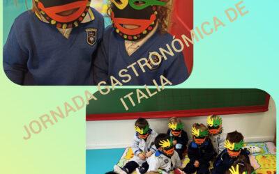 JORNADA GASTRONÓMICA ITALIA